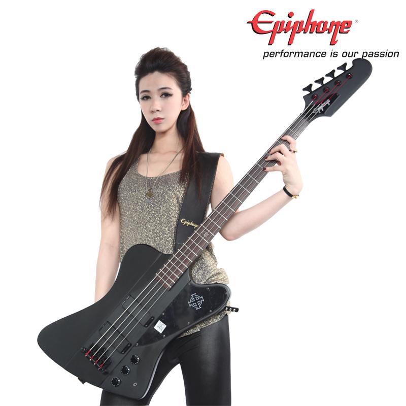Epiphone T-Bird 4 Stg Bass Reverse 电贝司雷鸟