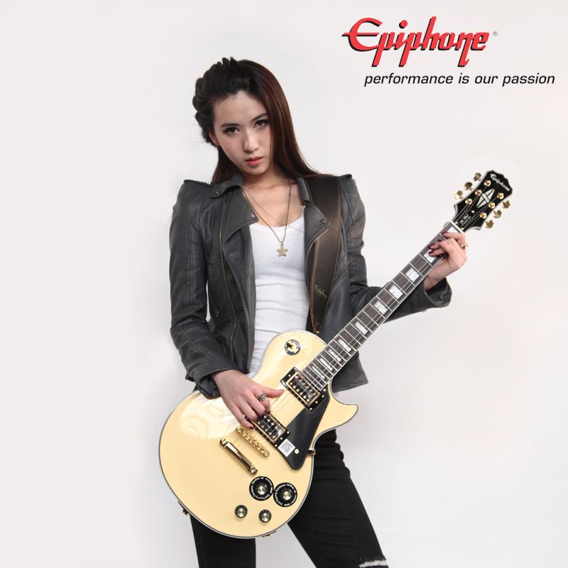Epiphone Les Paul Custom Pro 电吉他
