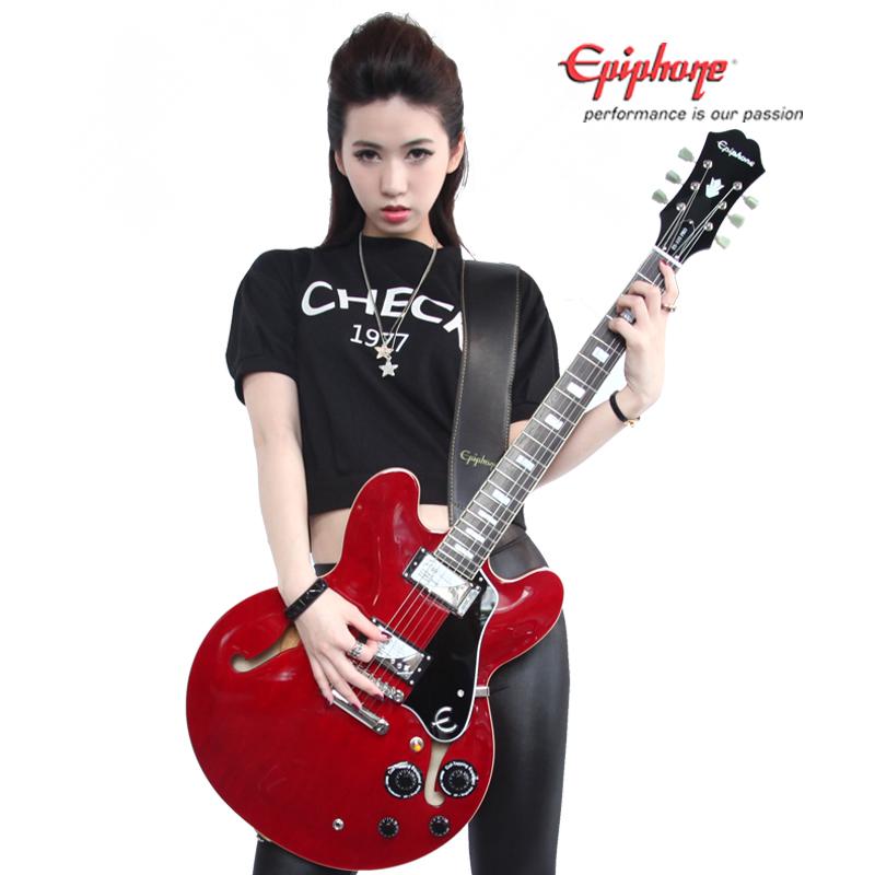 Epiphone ES-335 PRO 爵士电吉他
