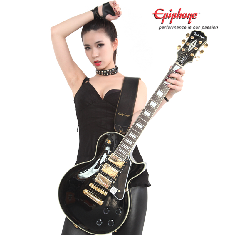 Epiphone Les paul Black beauty3 黑美人电吉他