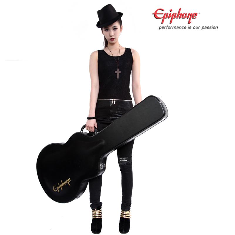 正品EPIPHONE 940-E519爵士琴盒电吉他盒