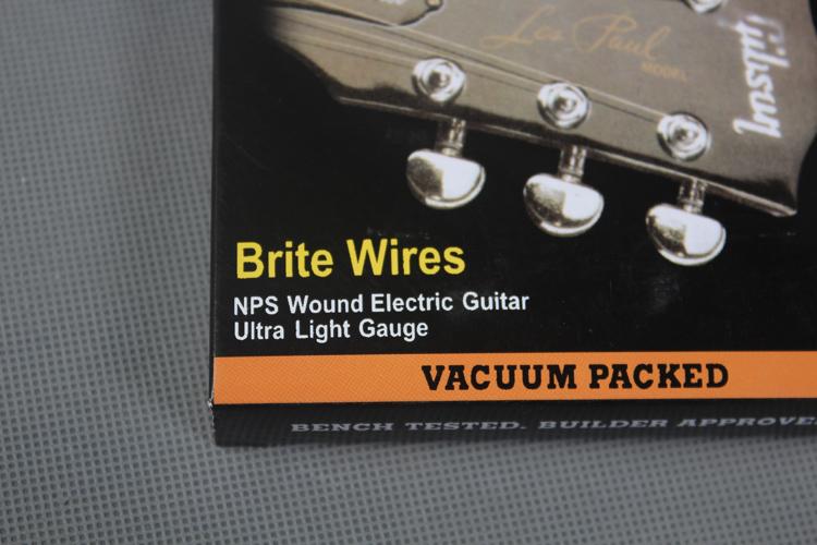 Gibson Brite Wire NPS 9-42电吉他琴弦
