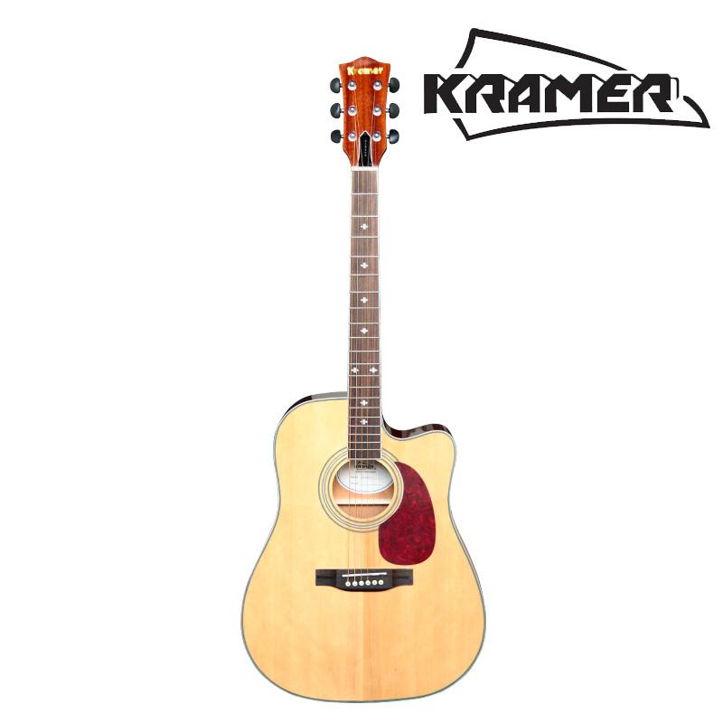 Gibson Epiphone Kramer k400/k420 缺角民谣吉他 41寸包邮
